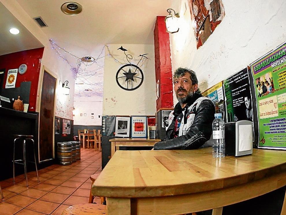 Manolo Kabezabolo, en una imagen del filme.