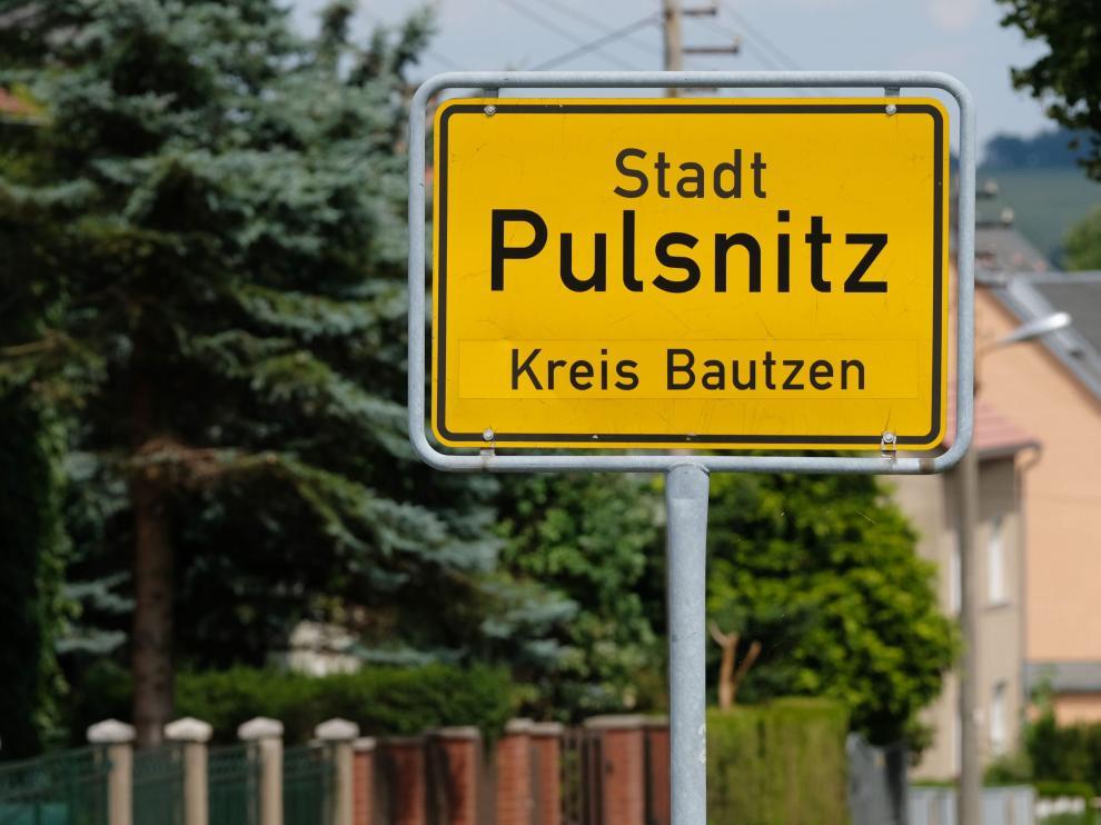 La adolescente vivía en el pueblo de Pulsnitz, cerca de Dresde.