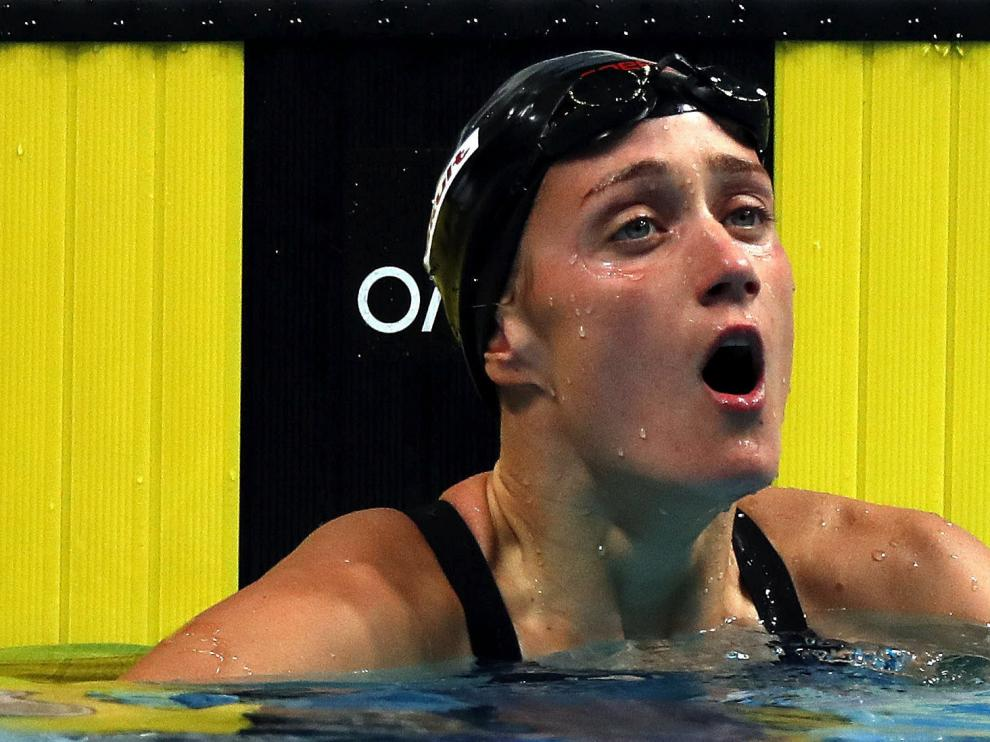 Mireia Belmonte, eliminada en 200 estilos y 400 libres