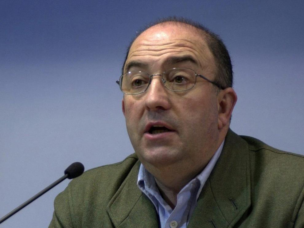 Santiago Abascal en una imagen de 2003.