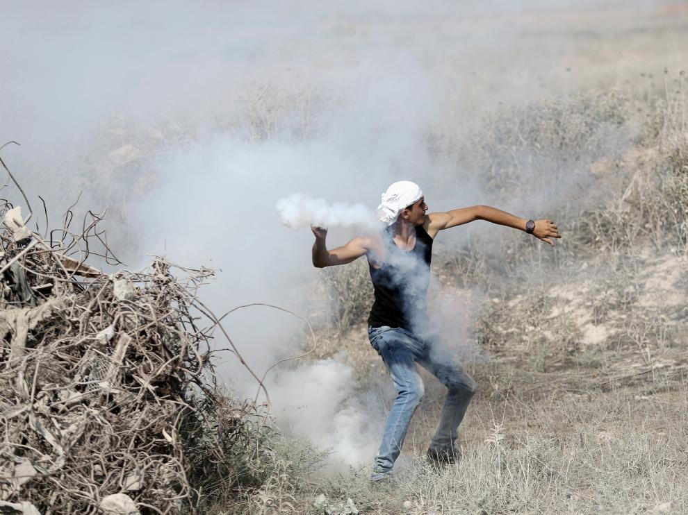 En los últimos días se ha producido una escalada de violencia en la franja de Gaza.