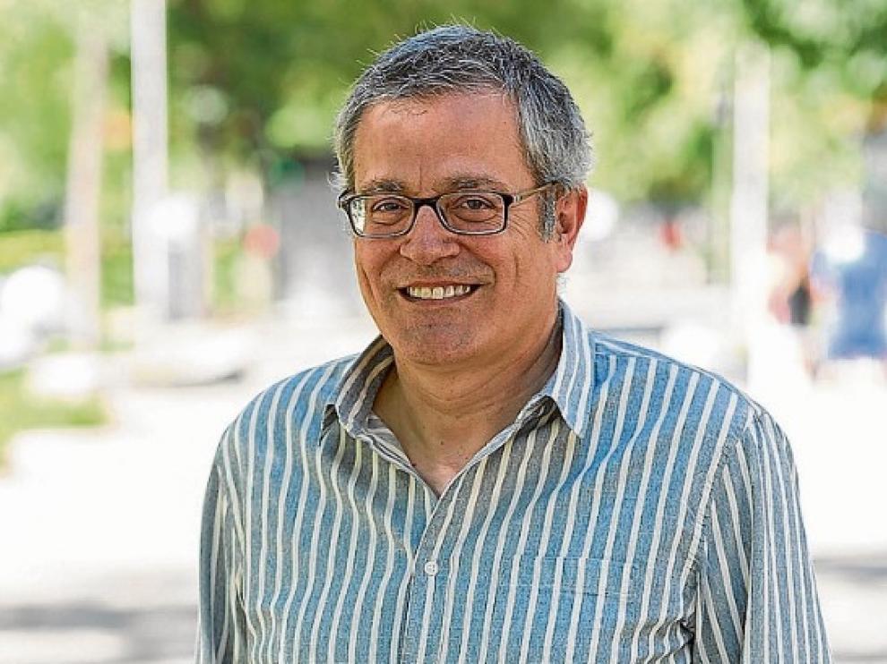 Cuenca, profesor de Unizar, representa a Aragón en la comisión.
