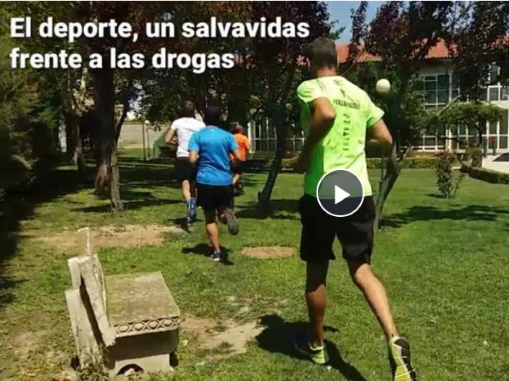 El deporte, un salvavidas frente a las drogas