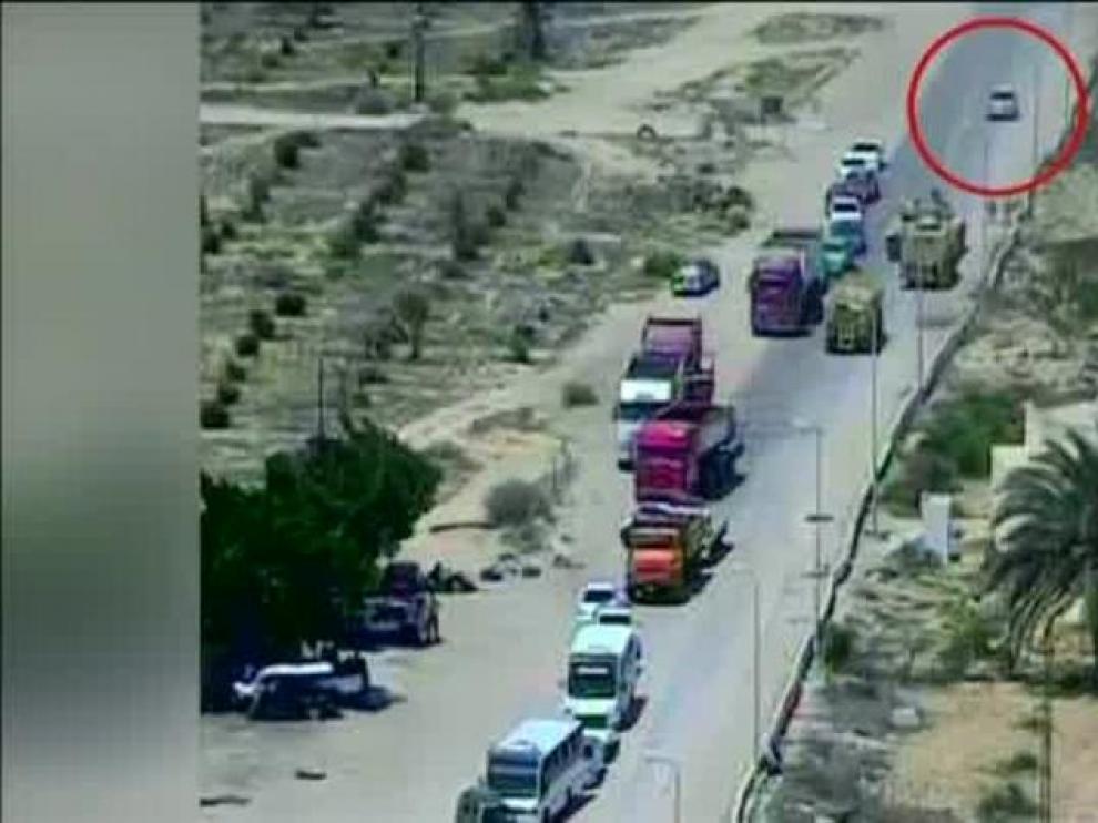 Siete muertos en Egipto por la explosión de un coche bomba