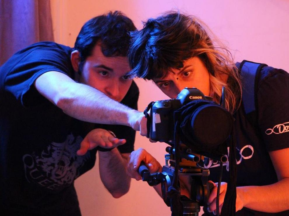 El cortometraje, de tan solo 8 minutos de duración, fue rodado durante cuatro jornadas nocturnas.