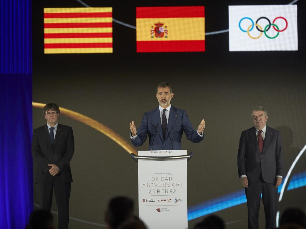 Se cumplen 25 años de la celebración de los Juegos Olímpicos de Barcelona