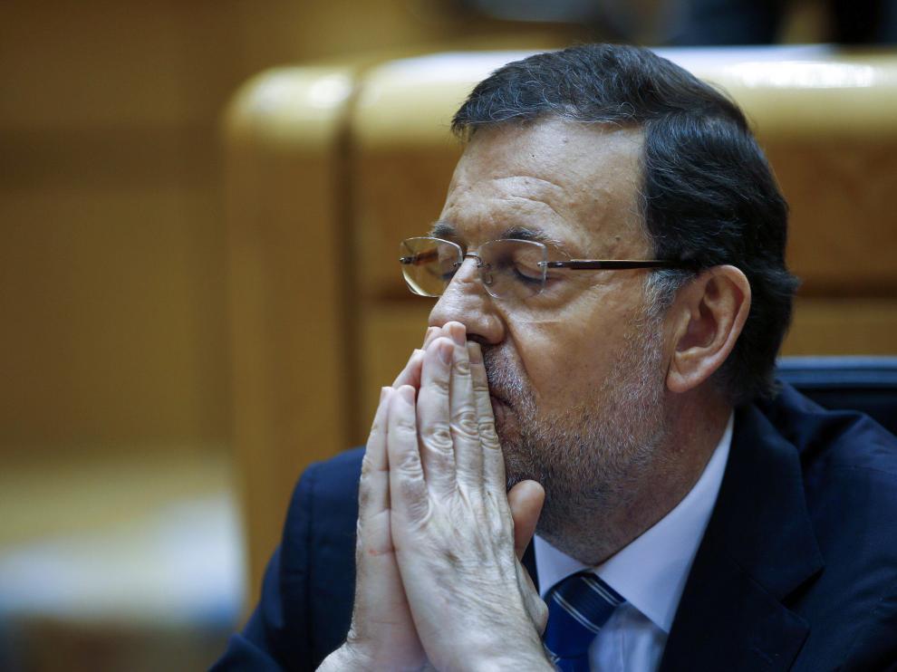 Rajoy declaró en el juicio del caso Gürtel.
