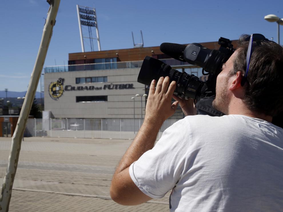 La Ciudad del Fútbol, en Las Rozas (Madrid), alberga la sede de la Federación.