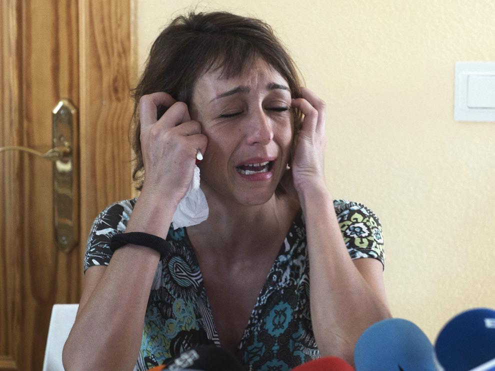 Juana Rivas se niega a devolver a sus hijos.