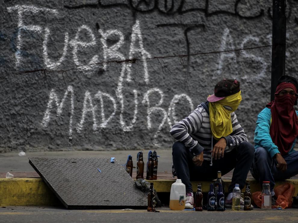 La oposición venezolana lanza su último intento para frenar la Asamblea Constituyente de Maduro