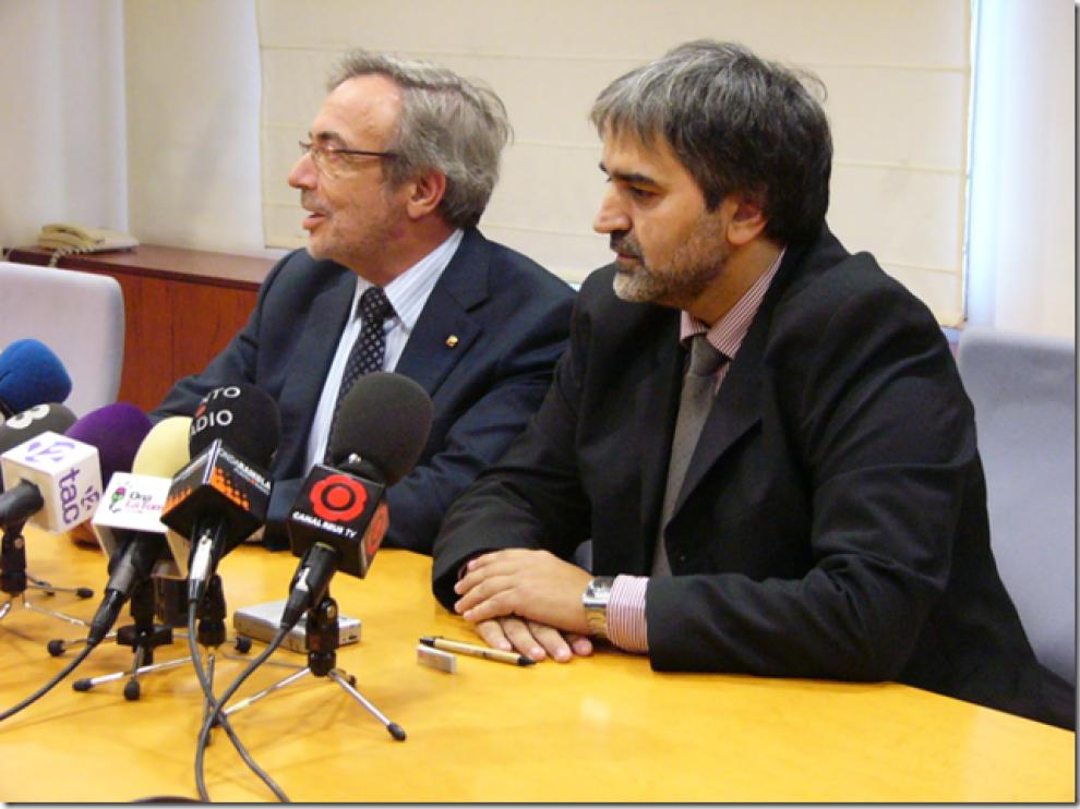 El secretario de Presidencia de la Generalitat, Joaquim Nin, en una foto de archivo.