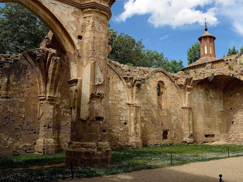 El Monasterio de Piedra se pone a punto para la celebrar sus 800 años