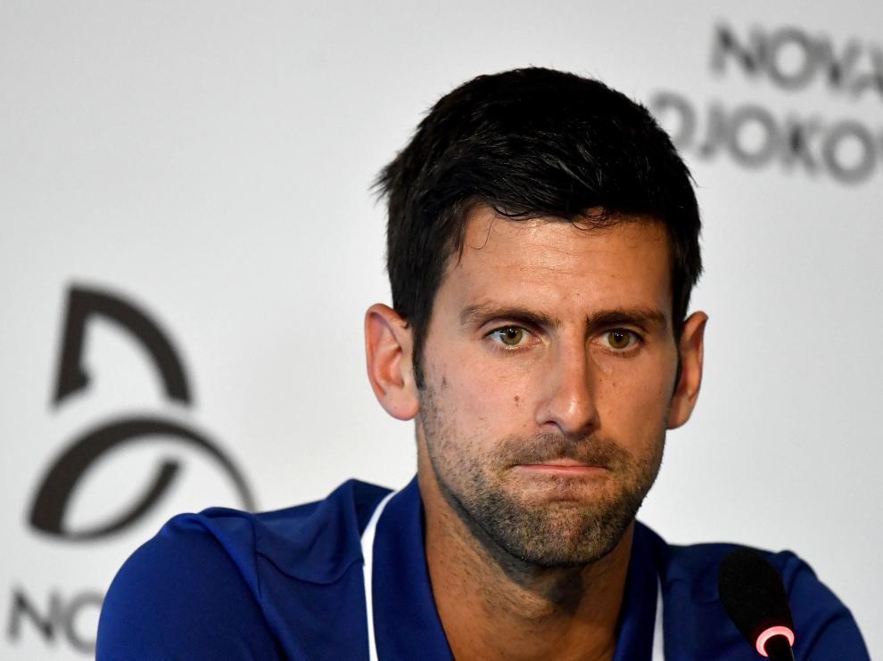 Djokovic no volverá a jugar en 2017