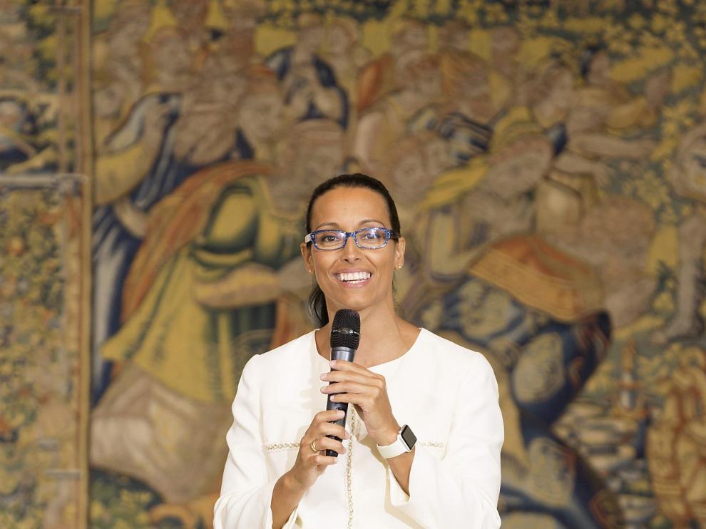 Teresa Perales, en una imagen de archivo