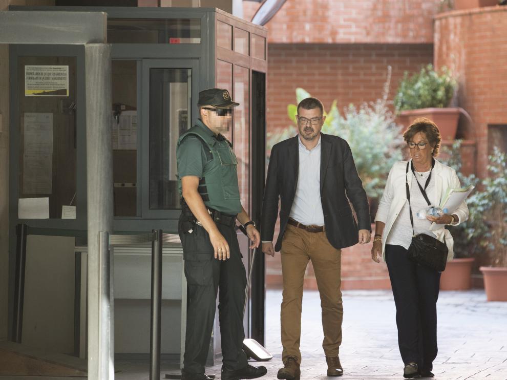 El director de Comunicación del Govern, Jaume Clotet, se niega a declarar tras ser imputado.