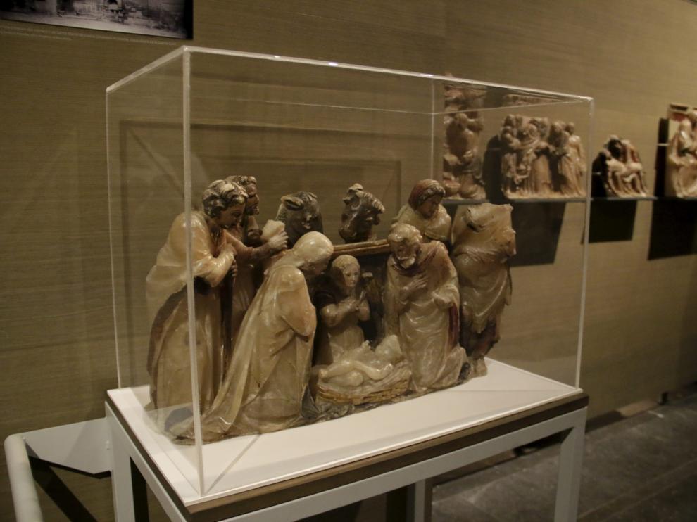 El nacimiento del Niño Jesús, de Gabriel Joly (1529-1530), es una obra a devolver.