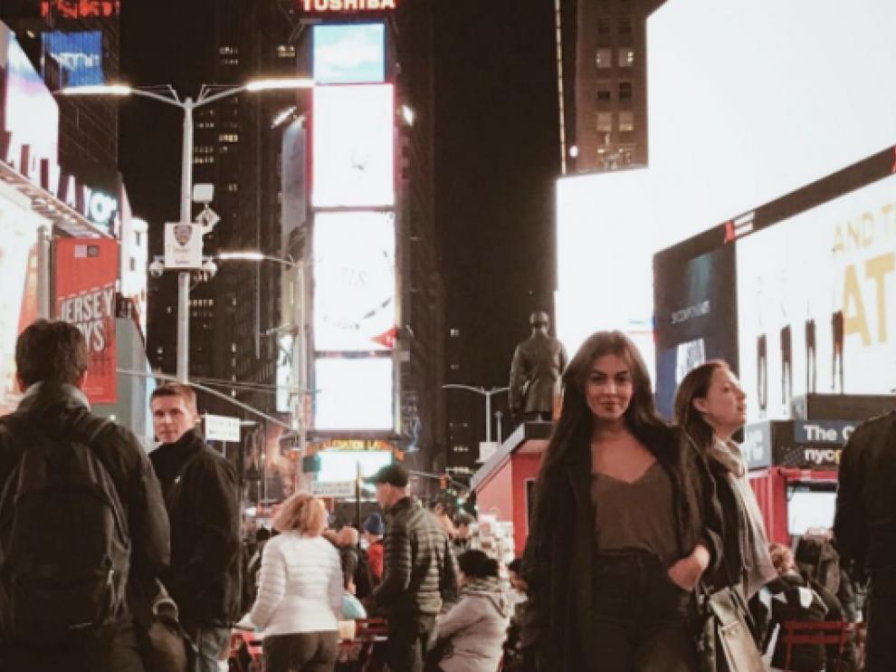 Georgina Rodríguez, una 'instagramer' con mucho éxito