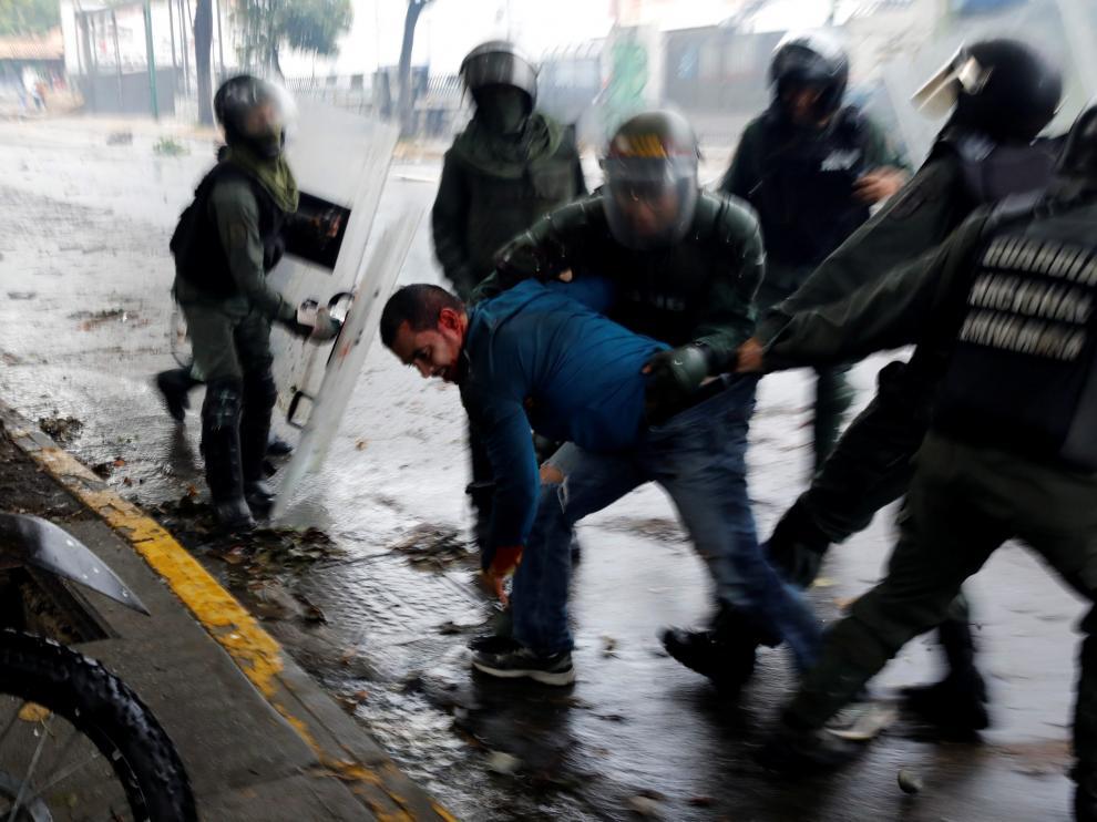 Venezuela vive una jornada de protestas convocada por la oposición