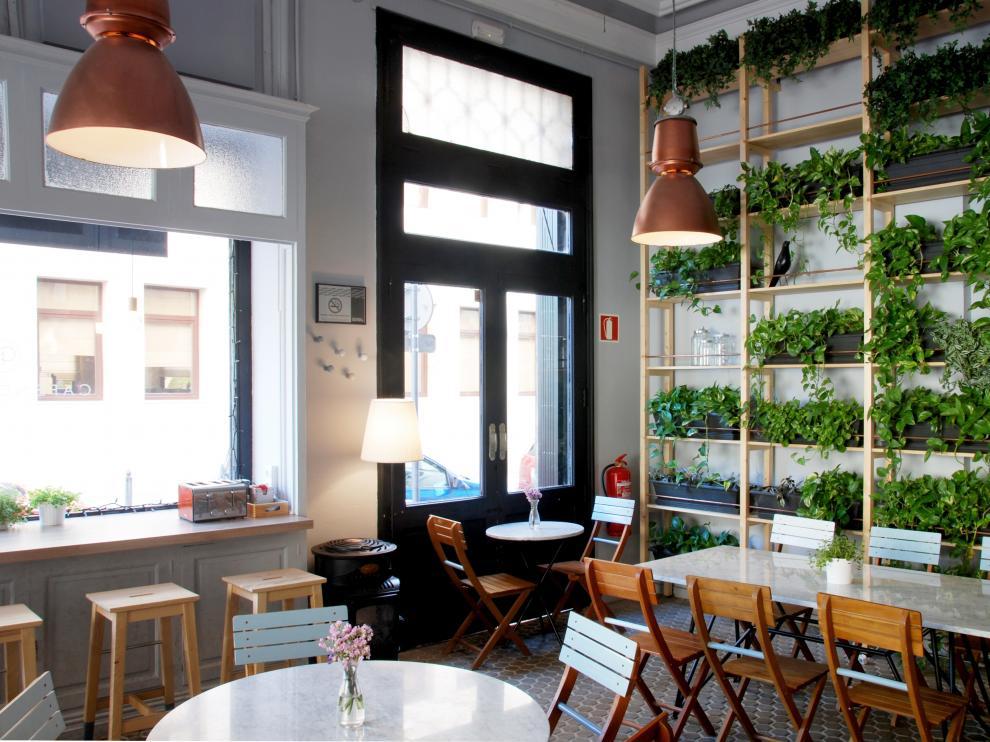 El Café Nolasco responde al modelo de 'workplace'.