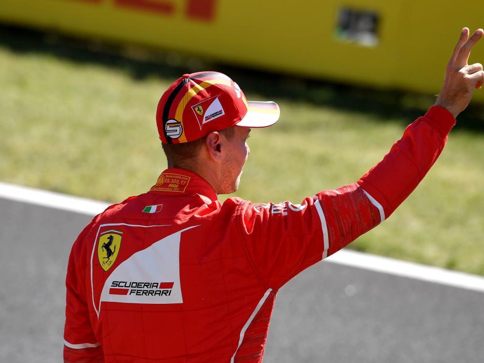 Por su parte, Carlos Sainzpartirá desde la novena posición en el Gran Premio de Hungría.