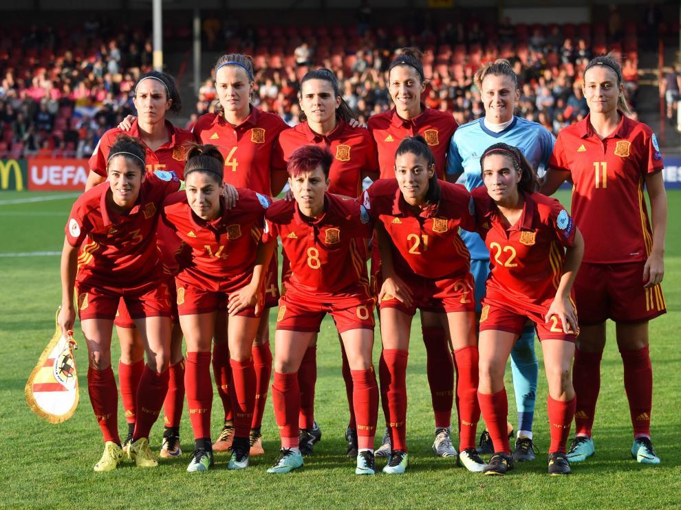 Las chicas de Jorge Vilda se miden a Austria (domingo, 18.00) en las semis de la Eurocopa.