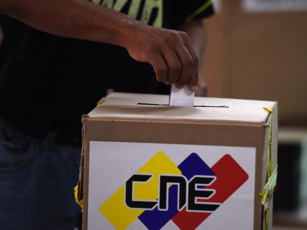 Las elecciones a la Asamblea Nacional Constituyente se celebraron el pasado domingo en Venezuela.