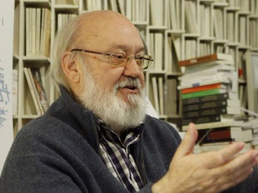 El cineasta José Luis Cuerda.