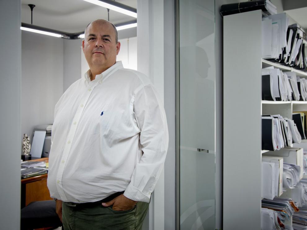 El abogado David García cree que es necesario potenciar esta clase de alojamientos.