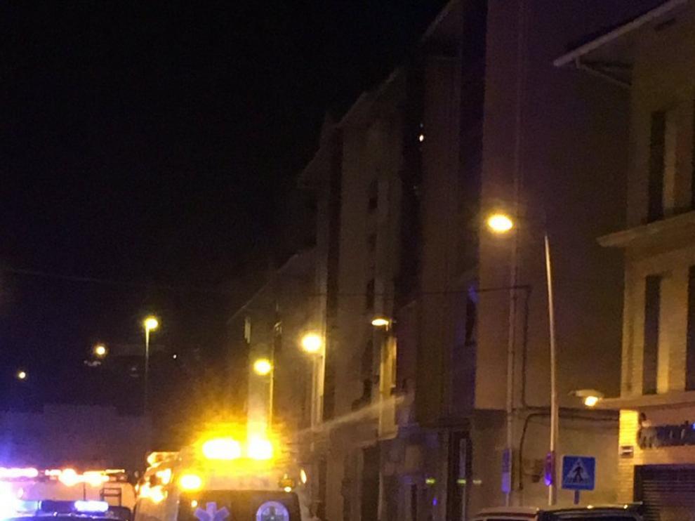 Un muerto y ocho heridos en una explosión de gas en Puente La Reina.