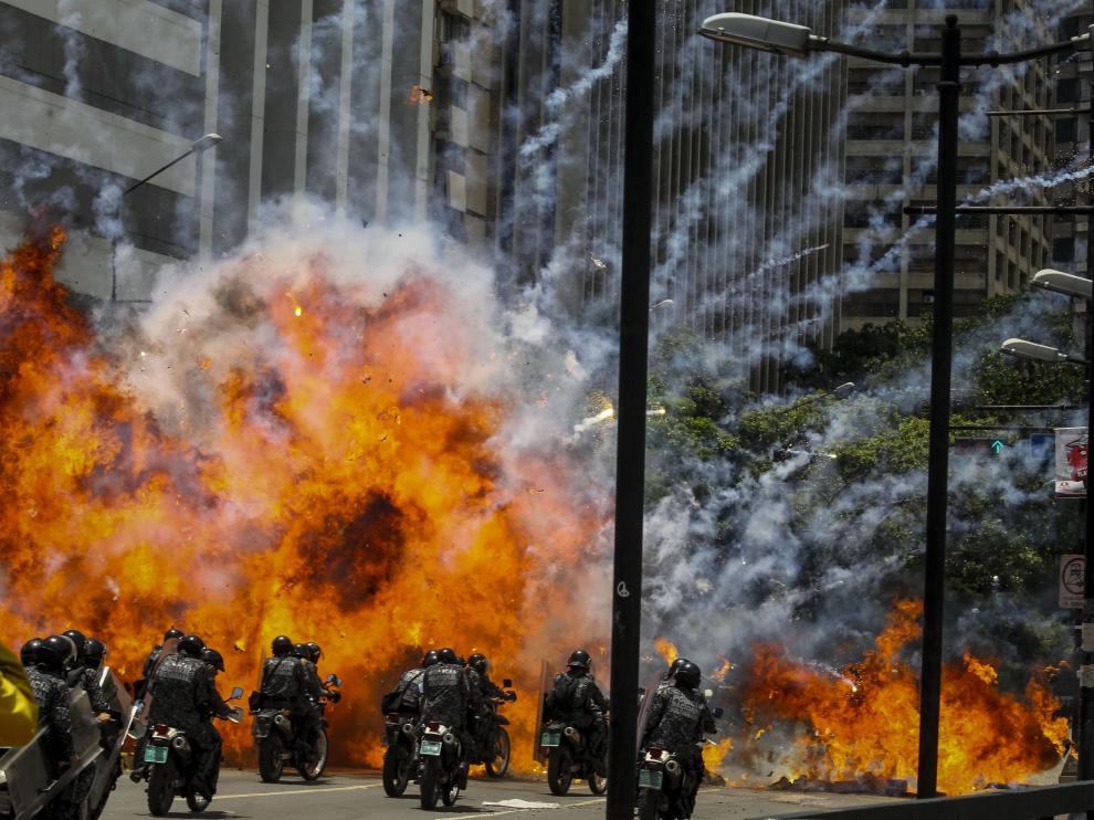 10 personas fallecieron en las protestas por la Constituyente