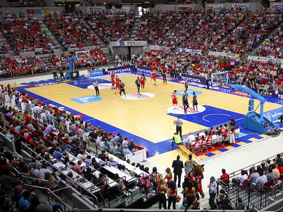 El Tecnyconta se enfrentará Gipuzkoa Basket en la primera jornada