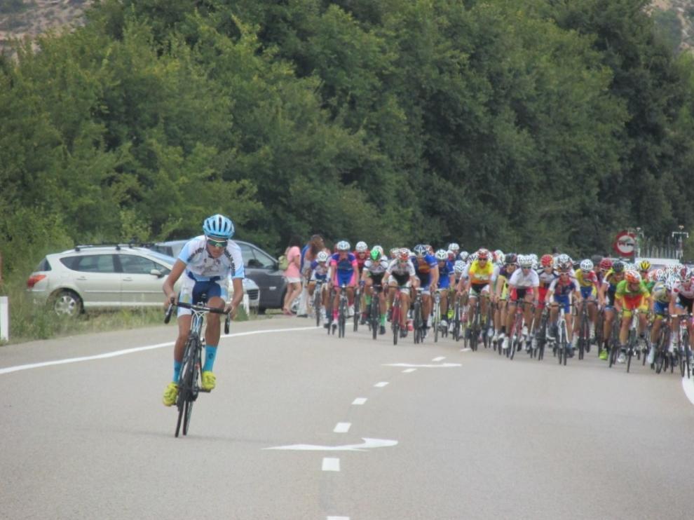 Imagen de la carrera en la pasada edición.