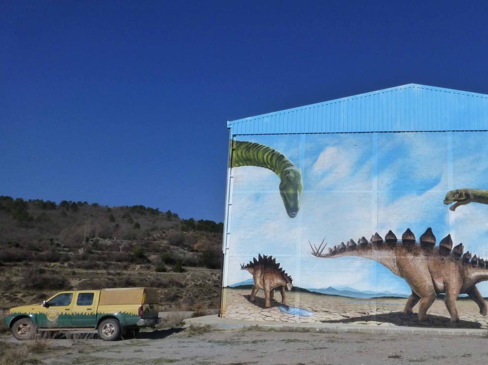 Desde el año 2002 ha permitido documentar 61 yacimientos de dinosaurios.