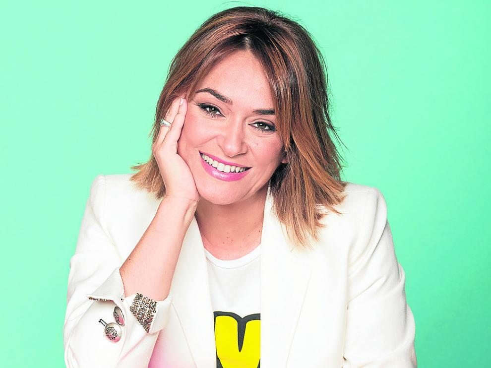 La presentadora de Telecinco Toñi Moreno.