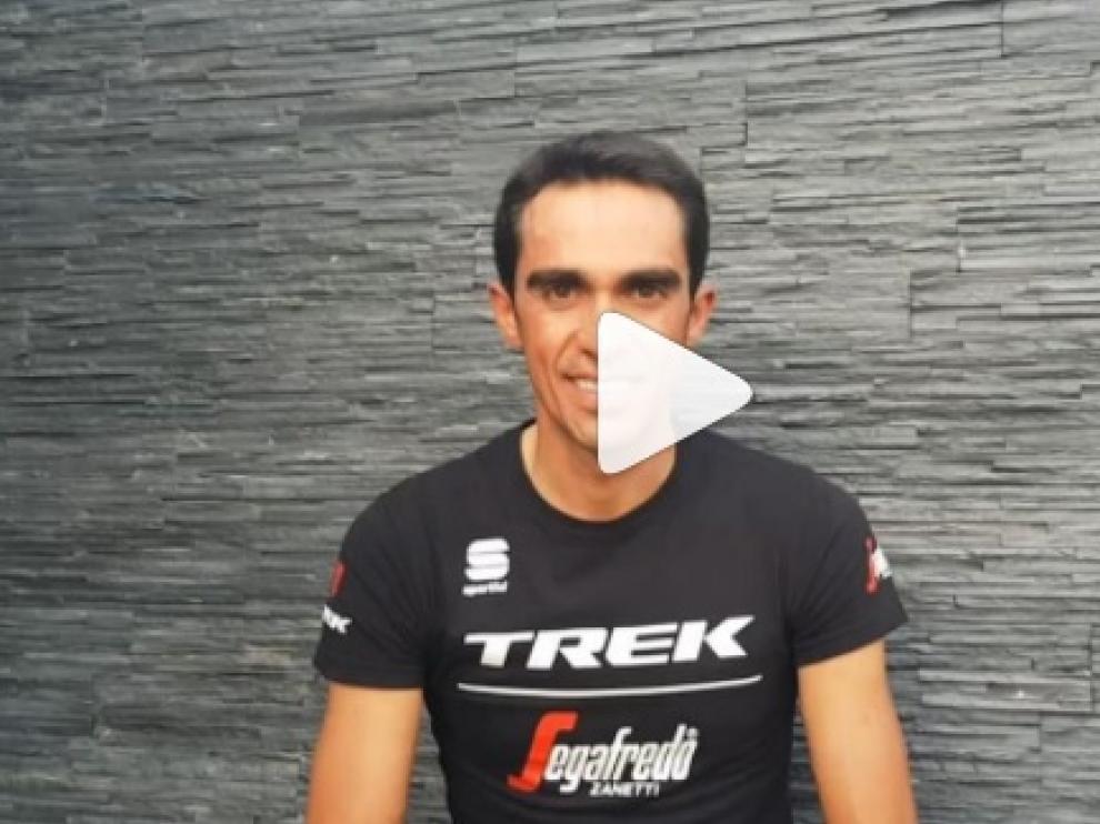 Alberto Contador ha anunciado su retirada a través de las redes sociales
