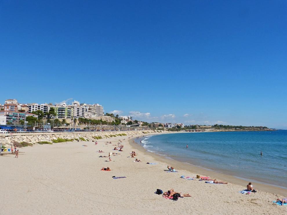 Playa Miracle de Tarragona