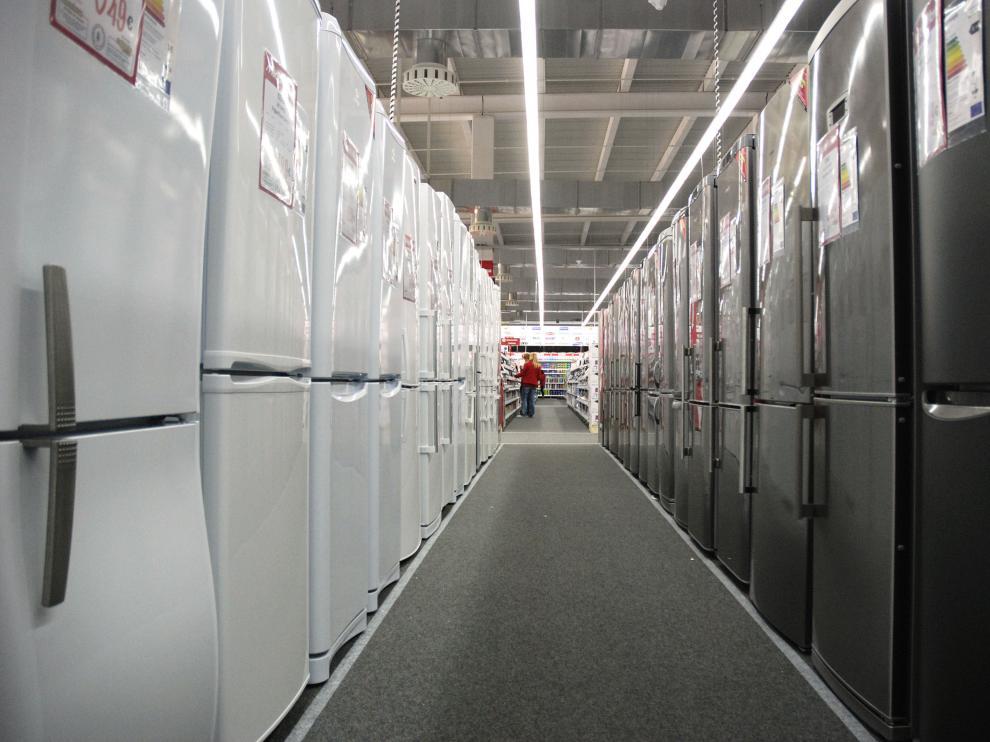 Los frigoríficos pueden recibir la ayuda si son de categoría A++ o superior.