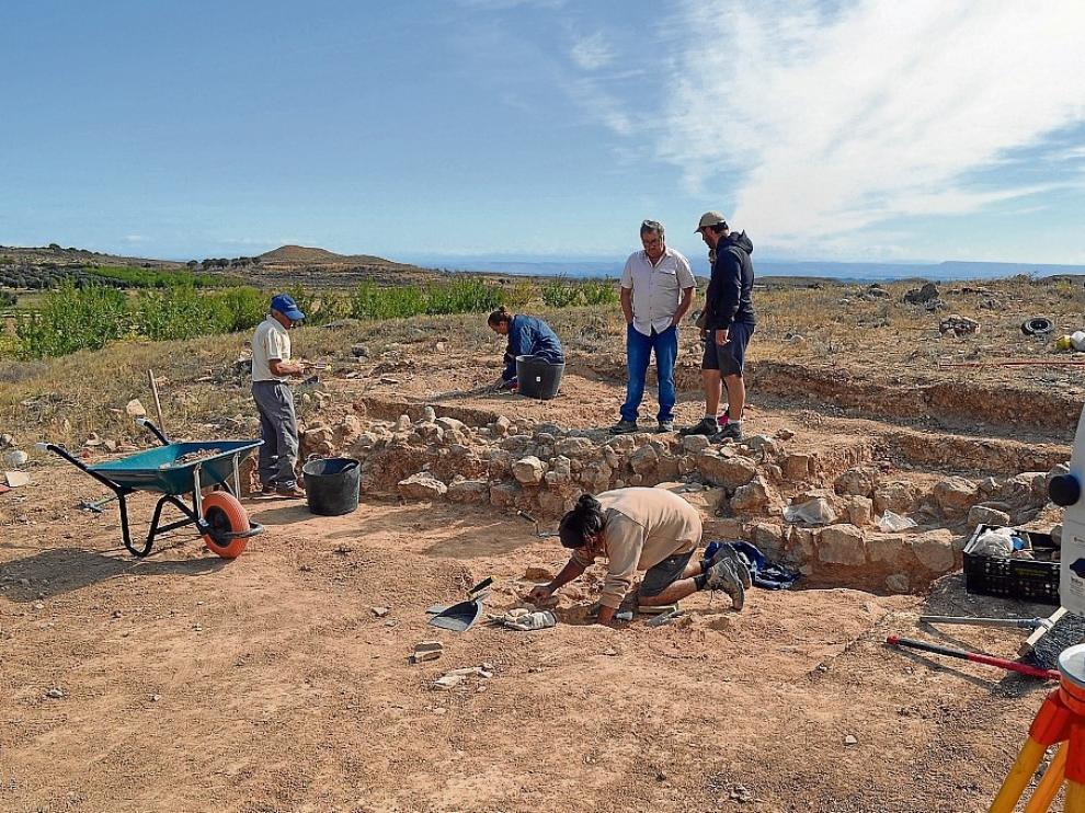 Los trabajos de excavación e investigación se prolongarán hasta el próximo día 20.