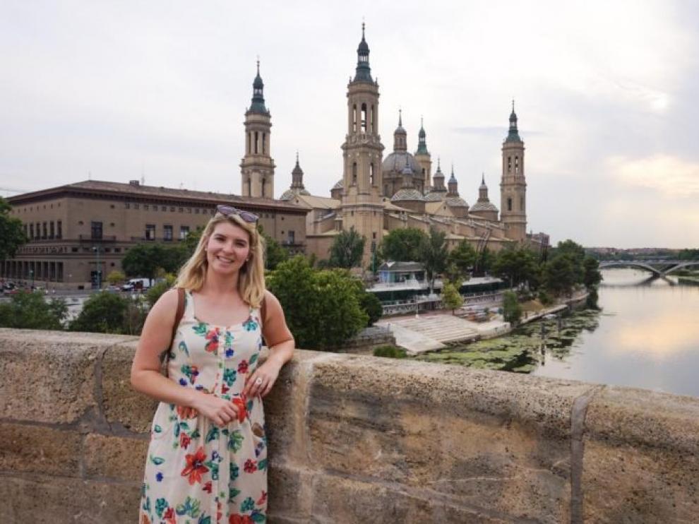 """""""Zaragoza es una joya cultural y una ciudad muy hospitalaria"""""""