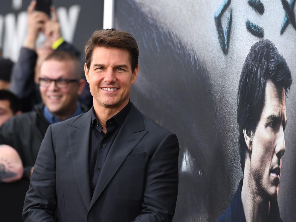 Tom Cruise en una imagen de archivo.