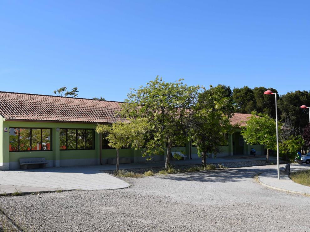 Imagen de archivo del centro vecinal de Valdespartera