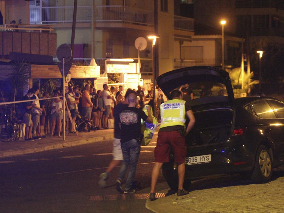 Ataque terrorista en Cambrils
