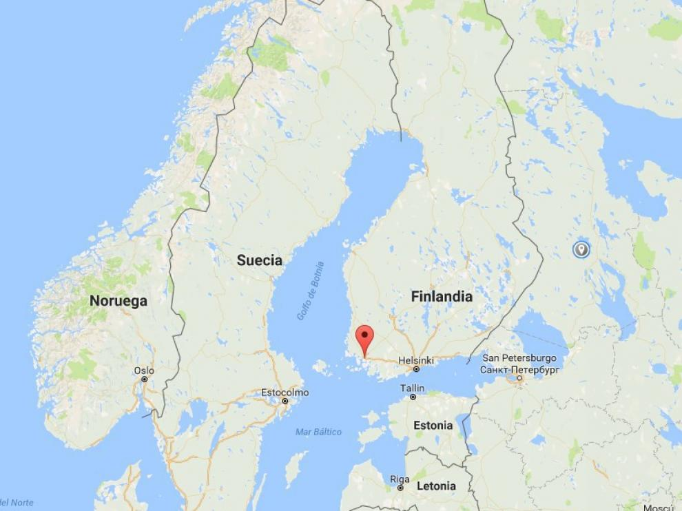 Ciudad finlandesa de Turku