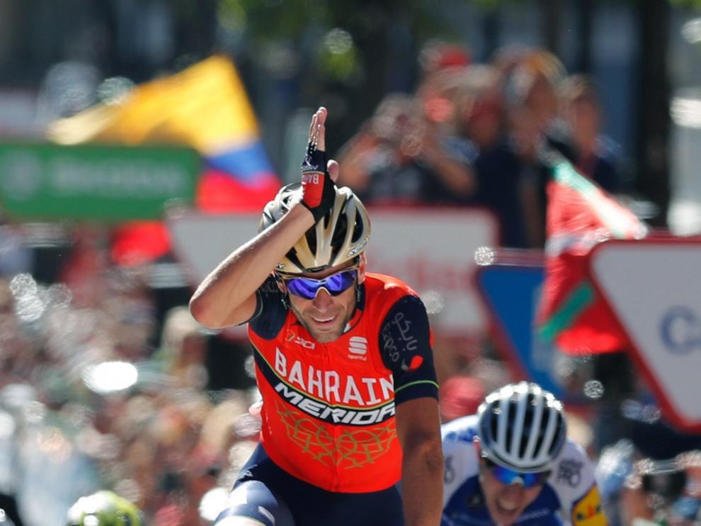Nibali, ganador de la tercera etapa