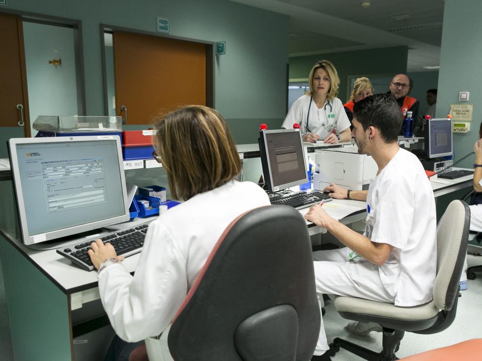 La oferta de empleo prevé la convocatoria de 71 plazas para médicos de urgencias hospitalarias.