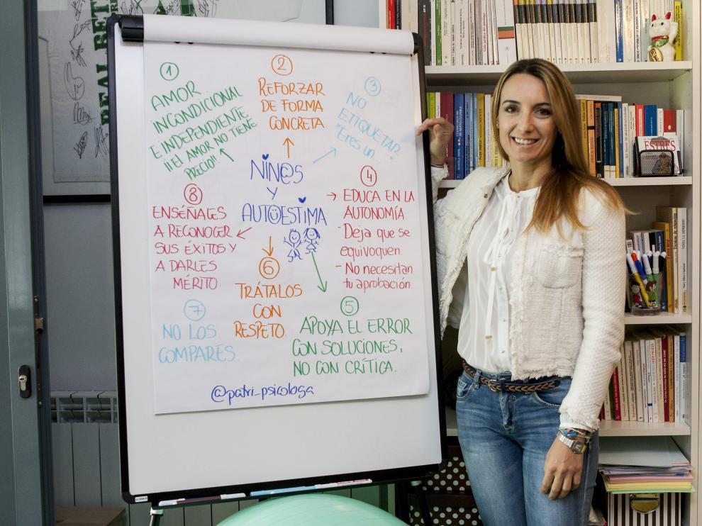 Patricia Ramírez posa para HERALDO en octubre de 2016.