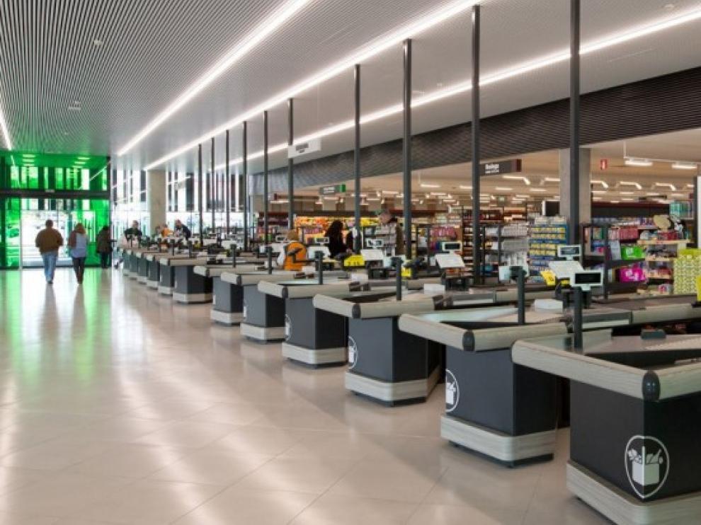 Mercadona inaugura su nueva tienda eficiente en Zaragoza