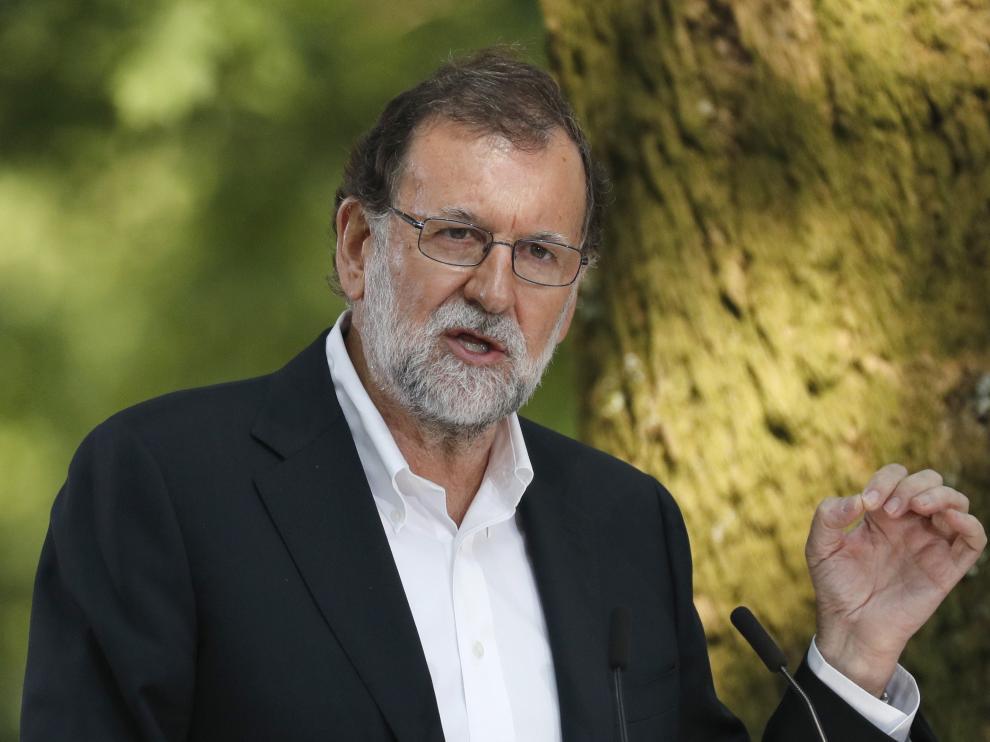 Rajoy en una imagen de archivo.