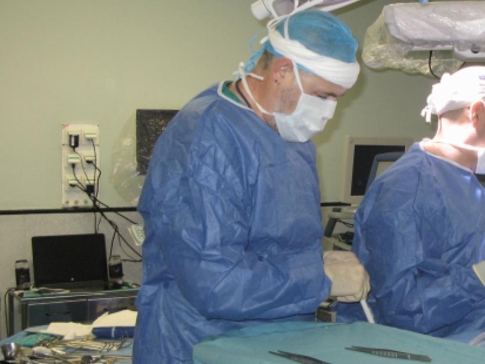 tumor de microondas de próstata gemelos