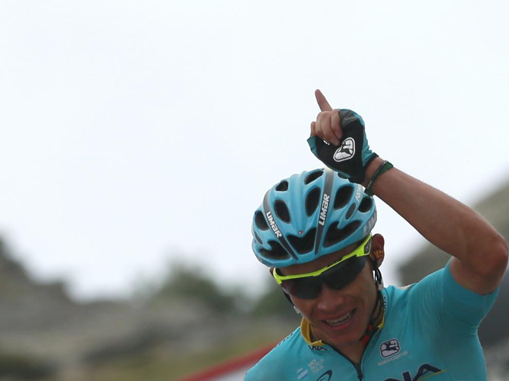López logra su primera victoria en un grande.